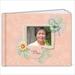 9x7: Mother s Love - 9x7 Photo Book (20 pages)
