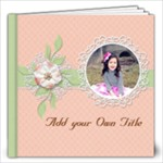12x12: Sweet Memories - 12x12 Photo Book (20 pages)