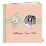 8x8: Sweet Memories - 8x8 Photo Book (20 pages)
