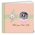 8x8 (Deluxe): Sweet Memories - 8x8 Deluxe Photo Book (20 pages)