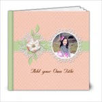 6x6: Sweet Memories - 6x6 Photo Book (20 pages)