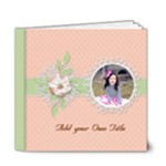 6x6 (Deluxe): Sweet Memories - 6x6 Deluxe Photo Book (20 pages)