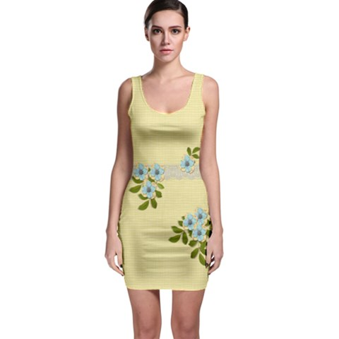 Bodycon Dress Front