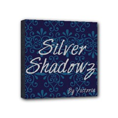 silver shadowz - Mini Canvas 4  x 4  (Stretched)