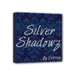 silver shadowz - Mini Canvas 4  x 4  (Stretched)