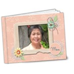 7x5 (Deluxe): Mother - 7x5 Deluxe Photo Book (20 pages)