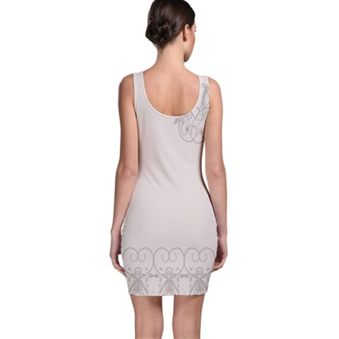 Bodycon Dress Back