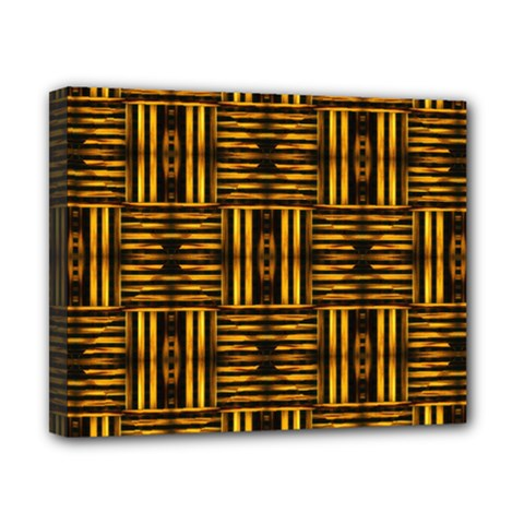 Bamboo Canvas 10  x 8  (Framed) by Rbrendes