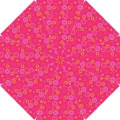 Psychedelic Kaleidoscope Hook Handle Umbrella (small) by StuffOrSomething