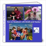 facebook book  - 8x8 Photo Book (20 pages)