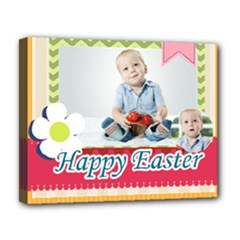 easter - Deluxe Canvas 20  x 16  (Stretched)
