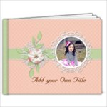 7x5: Sweet Memories - 7x5 Photo Book (20 pages)