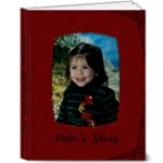 Green - 8x10 Deluxe Photo Book (20 pages)