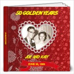 50 ANNIVERSARY - 12x12 Photo Book (20 pages)