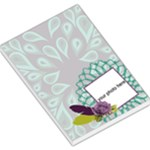 Peacoch Feather MemoPad - Large Memo Pads