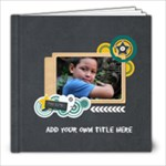 8x8 : Boys will be Boys (Multi-Frames) - 8x8 Photo Book (20 pages)