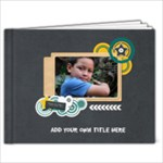 11 x 8.5: Boys will be Boys (Multi-Frame) - 11 x 8.5 Photo Book(20 pages)