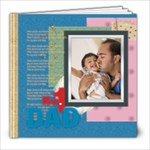 father - 8x8 Photo Book (20 pages)