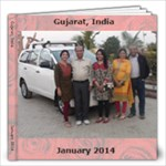 Gujarat - 12x12 Photo Book (20 pages)