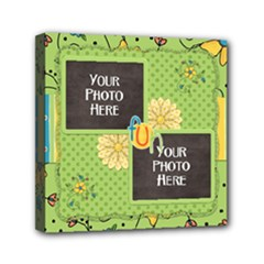 Canvas-Fanciful Fun 2 - Mini Canvas 6  x 6  (Stretched)