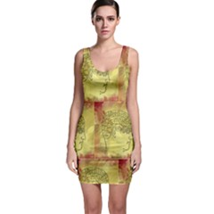 The Human Mind Bodycon Dress by StuffOrSomething