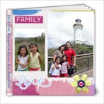 MSW Holidays 2013 - 8x8 Photo Book (20 pages)