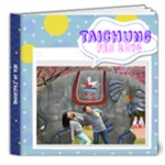 Taichung - 8x8 Deluxe Photo Book (20 pages)
