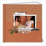 8X8: Super Dad! - 8x8 Photo Book (20 pages)