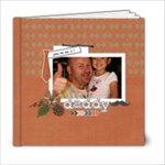 6x6: Super Dad! - 6x6 Photo Book (20 pages)