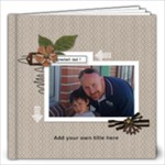 12x12: Greatest Dad! - 12x12 Photo Book (20 pages)