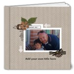 8x8 DE LUXE: Greatest Dad! - 8x8 Deluxe Photo Book (20 pages)