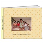 Mom2014 - 9x7 Photo Book (20 pages)