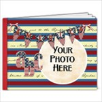 ABC Celebrate America Book - 7x5 Photo Book (20 pages)