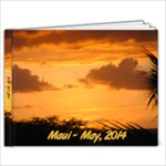 Maui 2014 - 11 x 8.5 Photo Book(20 pages)