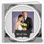 Wedding Blue Book - 12x12 Photo Book (20 pages)