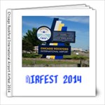 airfest 2014 - 8x8 Photo Book (20 pages)