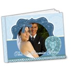 wedding - 7x5 Deluxe Photo Book (20 pages)