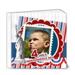 usa - 6x6 Deluxe Photo Book (20 pages)