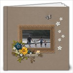 12x12: Together as a Family - 12x12 Photo Book (20 pages)