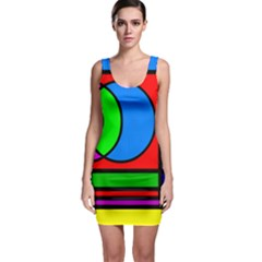 Bodycon Dress by Siebenhuehner