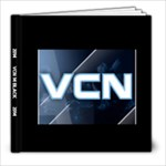 VCN - 8x8 Photo Book (20 pages)