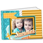 summer - 9x7 Deluxe Photo Book (20 pages)