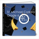 St Michael Corkery - 2013-2014 memory book - 8x8 Photo Book (20 pages)