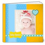 baby - 8x8 Deluxe Photo Book (20 pages)
