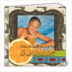 summer - 8x8 Photo Book (20 pages)