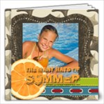summer - 12x12 Photo Book (20 pages)