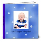 Paul s 2nd Year - 8x8 Photo Book (20 pages)
