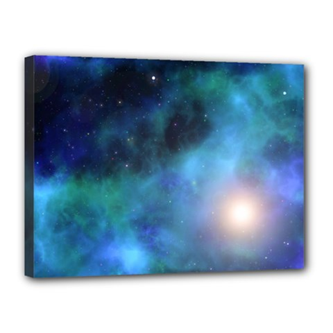 Amazing Universe Canvas 16  X 12  (framed) by StuffOrSomething