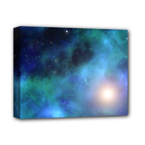 Amazing Universe Deluxe Canvas 14  X 11  (framed) by StuffOrSomething
