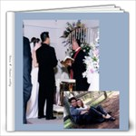 Marcus&MarissaWedding - 12x12 Photo Book (20 pages)